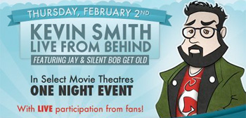 Kevin Smith: Live from Behind