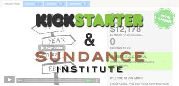 Kickstarter & Sundance Institute