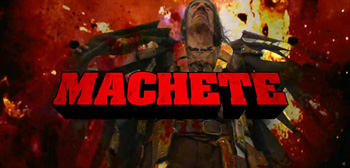 Machete Red Band Trailer