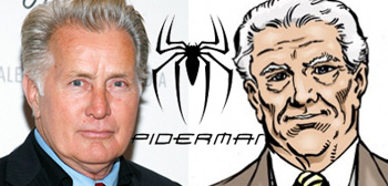 Martin Sheen / Uncle Ben