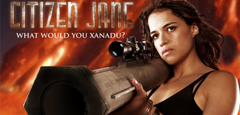 Michelle Rodriguez - Citizen Jane
