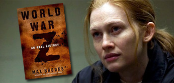 World War Z / Mireille Enos
