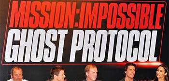Mission Impossible Press Table