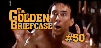The Golden Briefcase #50