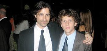 Noah Baumbach and Jesse Eisenberg