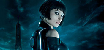 Olivia Wilde as Quorra