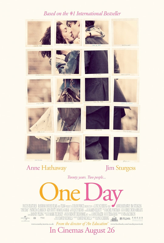 Lone Scherfig's One Day Poster