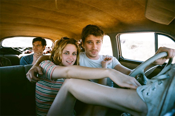 Garrett Hedlund & Kristen Stewart in On the Road