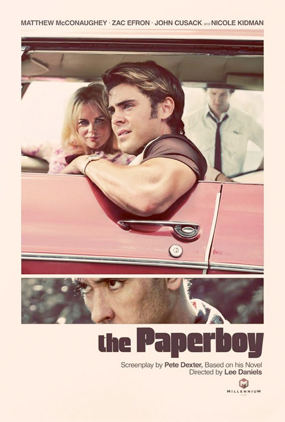 The Paperboy - Poster