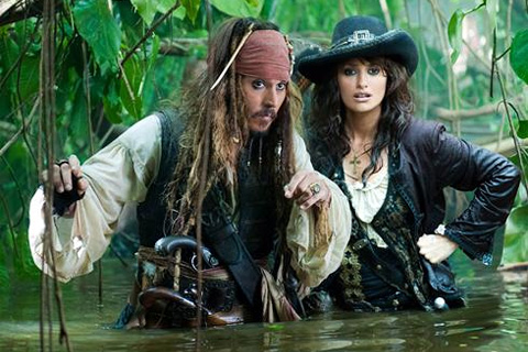 Pirates of the Caribbean: On Stranger Tides Photo
