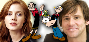 Amy Adams / Popeye / Jim Carrey