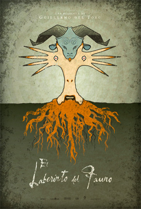 Adam Rabalais' Pan's Labyrinth Poster