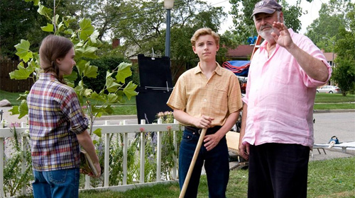 Rob Reiner Directing Flipped