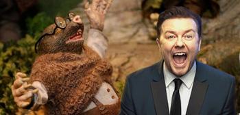 Mole / Ricky Gervais