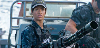 Rihanna in Battleship