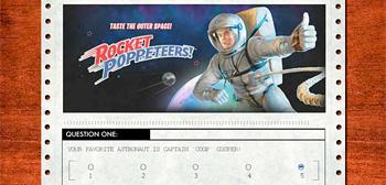 Rocket Poppeteers Viral Quiz