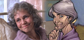 Sally Field / Aunt May