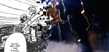 Scott Pilgrim vs the World Trailer