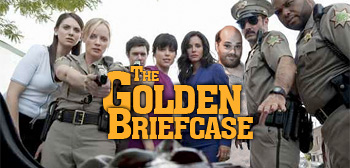 The Golden Briefcase