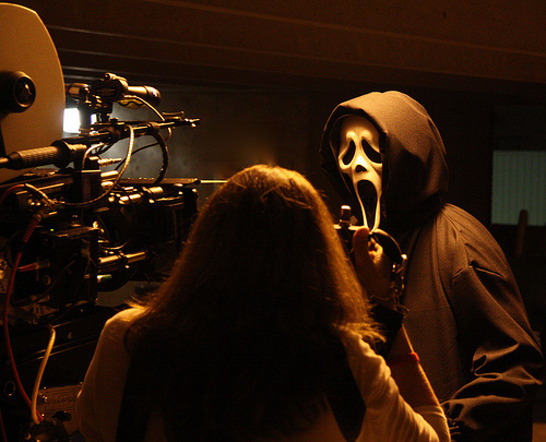 Scream 4 Photo