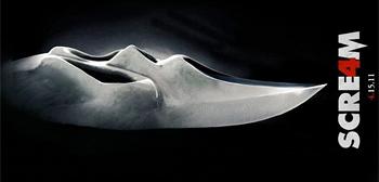 Scream 4 Knife