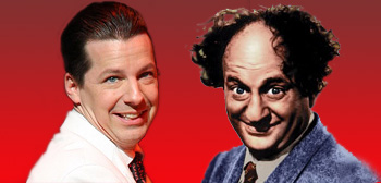 Sean Hayes / Larry Fine