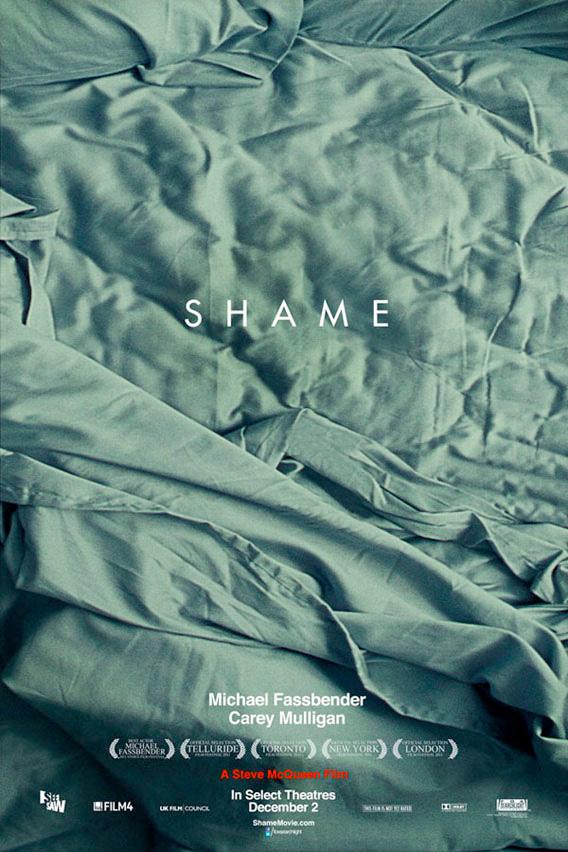 Shame Teaser Poster