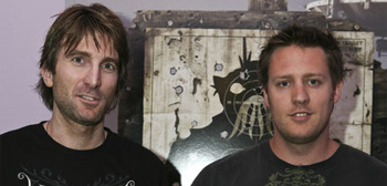 Copley and Blomkamp