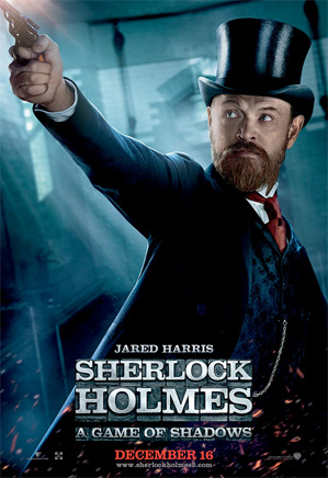 Sherlock Holmes: A Game of Shadows - Moriarty