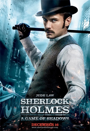 Sherlock Holmes: A Game of Shadows - Watson