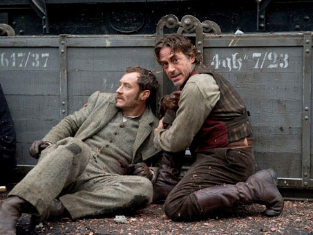 Sherlock Holmes: A Game of Shadows - Photo 3