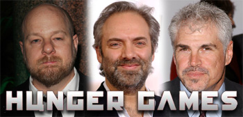 David Slade, Sam Mendes, Gary Ross - Hunger Games