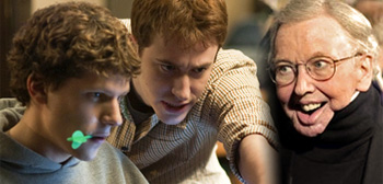 The Social Network / Roger Ebert