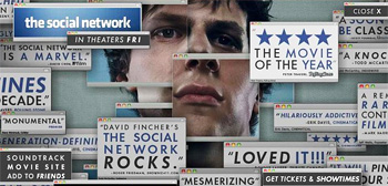 David Fincher's The Social Network