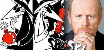 Spy vs. Spy / Ron Howard