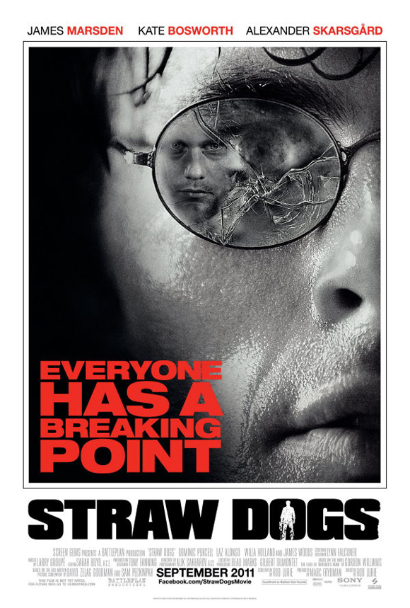 Straw Dogs Poster 2