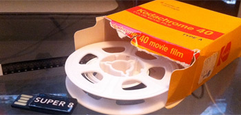 Super 8 Film Reel