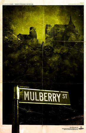 Toronto After Dark - Mulberry St.
