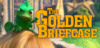 Tangled - The Golden Briefcase
