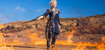Helen Mirren in The Tempest