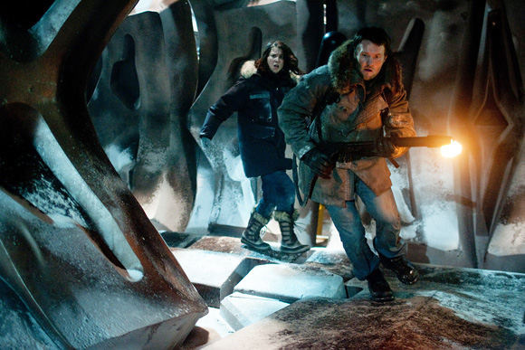 The Thing Prequel Photos