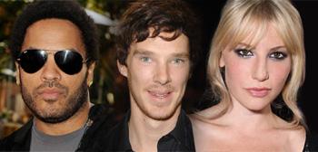 Kravitz / Cumberbatch / Graynor