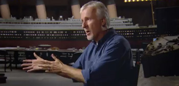 James Cameron on Titanic 3D