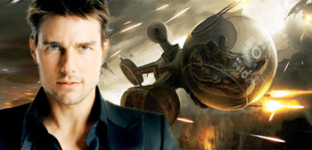Tom Cruise in Joseph Kosinski's Oblivion