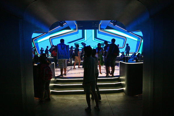 Tron Legacy's End of Line Club - Comic-Con Viral Marketing