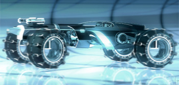 Tron Legacy Vehicles