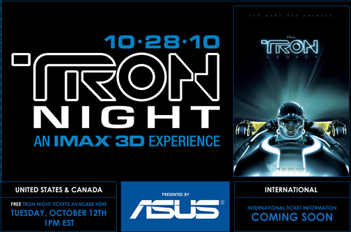 Tron Day 2010