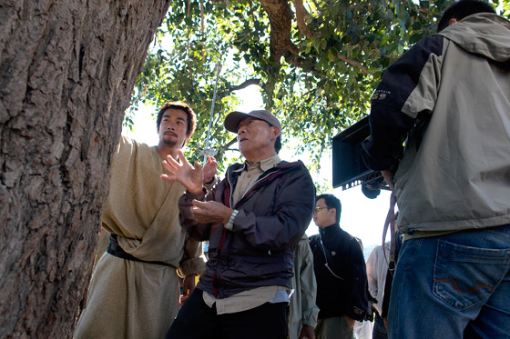 Yuen Woo-Ping's True Legend