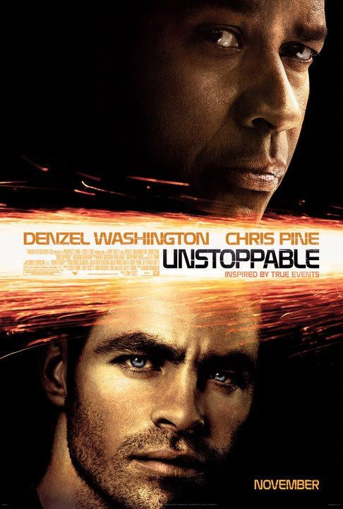 Tony Scott's Unstoppable Poster