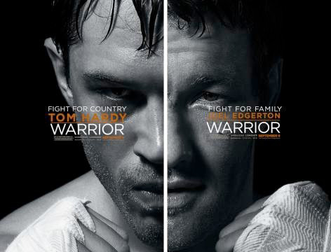 Gavin O'Connor's Warrior Poster